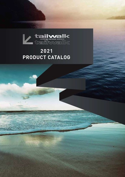 tailwalk 2021 PRODUCT CATALOG (with CARABINER & STICKER )
