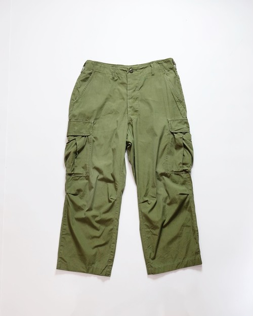 60's combat trousers