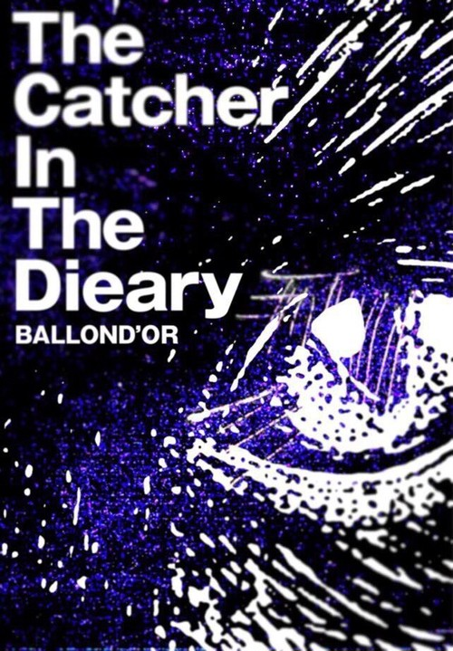 CATCHER IN THE DIEARY【DVD】