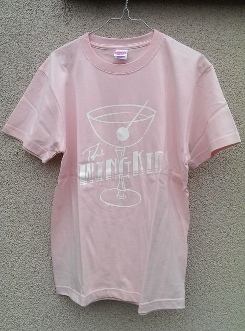 """""""COCKTAIL"""" T-Shirts PINK"""