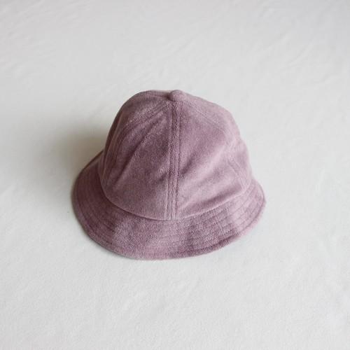 《chocolatesoup 2021SS》SOFT PILE HAT / lavender