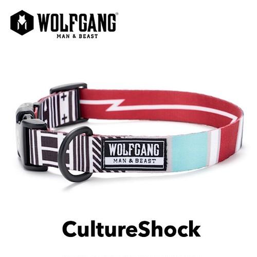 WOLFGANG CultureShock Mサイズ 首輪 (ウルフギャング  カルチャーショック)