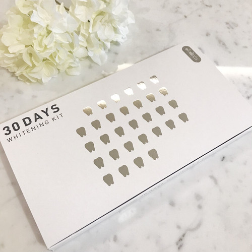 『美歯口』30DAYS WHITENING KIT