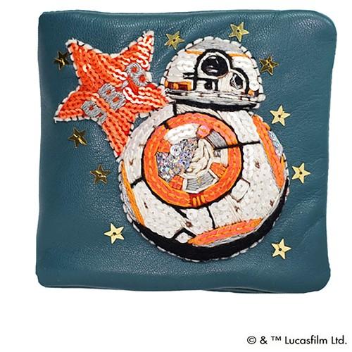 スターウォーズ折財布 BB-8