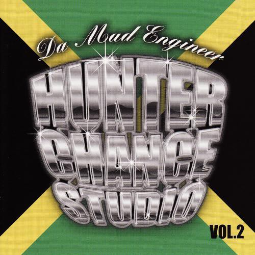【CD】HUNTER CHANCE STUDIO MIX VOL.2