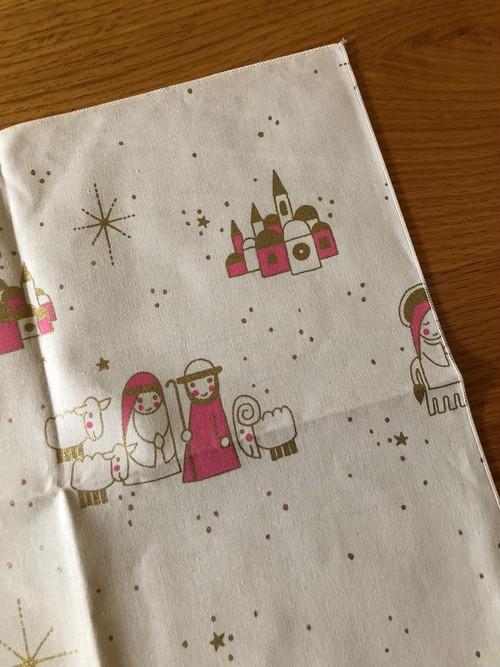 北欧 Sodahl社 クリスマスのクロス ヴィンテージ