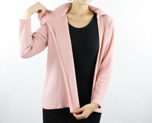 Chiarettaユニバーサルファッション【テレコカットソー】