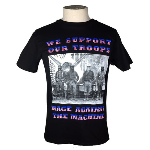 WE SUPPORT OUR TROOPS (T-SHIRT)