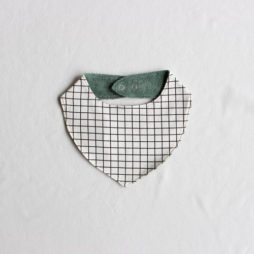 《chocolatesoup 2019SS》GEOMETRY bib / grid
