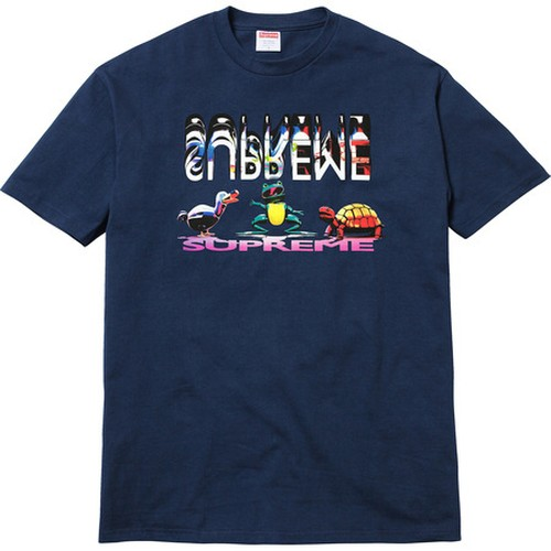 Supreme Friends (Animals) Tee