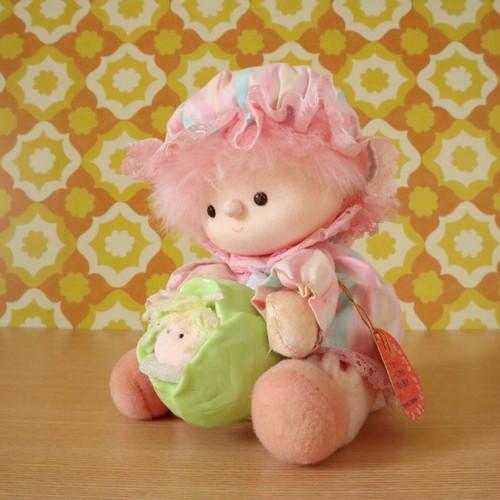 ファンシー 妖精 オルゴール人形 昭和レトロ