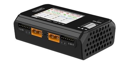ToolkitRC M6D デュアルチャンネル 500W 15A 充電/放電器 (別紙 日本語取説付)