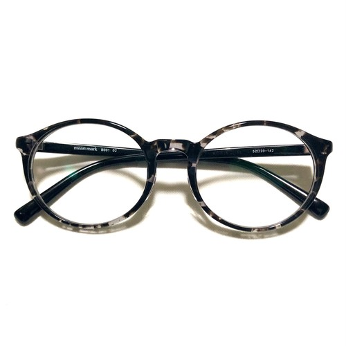 meari mark B001 02 (紫外線カットレンズ付きファッショングラス)