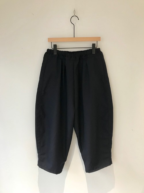 【ordinary fits】  OL-P060W /BALL PANTS WOOL POLYESTER
