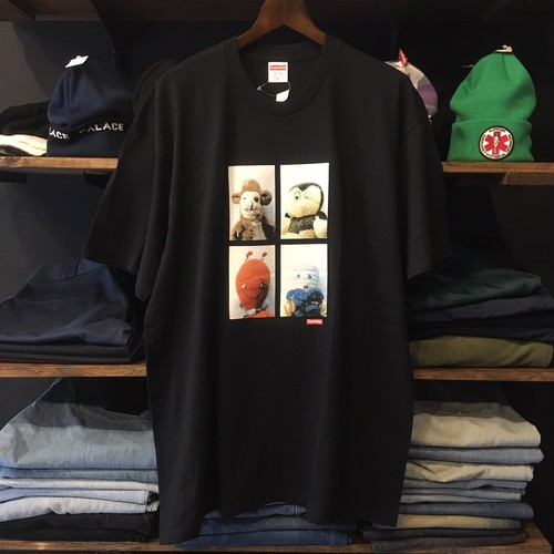 【SUPREME × MIKE KELLEY】 -シュプリーム-FW18 AHH...YOUTH! TEE BLACK