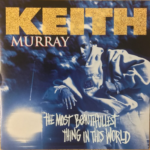 KEITH MURRAY / The Most Beautifullest Thing in This World (CD)