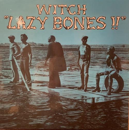 【LP】THE WITCH/Lazy Bones!!