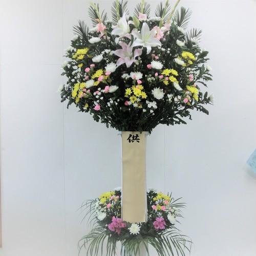 供花スタンド(C-18/色入り/2段)