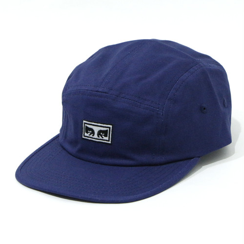 EYES 5 PANEL HAT (NAVY)