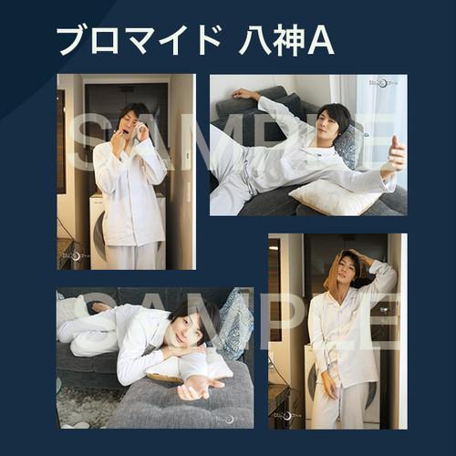 八神蓮_パジャマミーティング公式グッズ(ブロマイド・恋電カード)