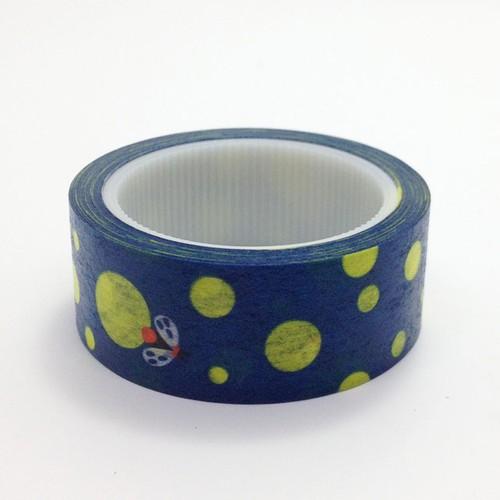 マスキングテープ(ホタル)【台湾】