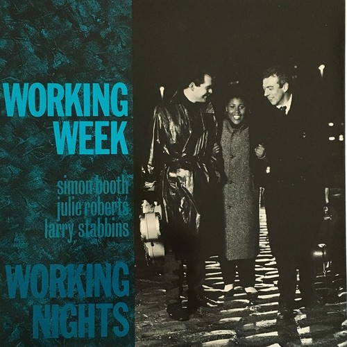 【LP・英盤】Working Week / Working Nights