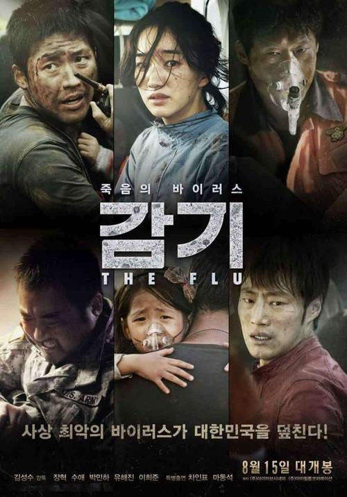 ☆韓国映画☆《FLU 運命の36時間》DVD版 送料無料!