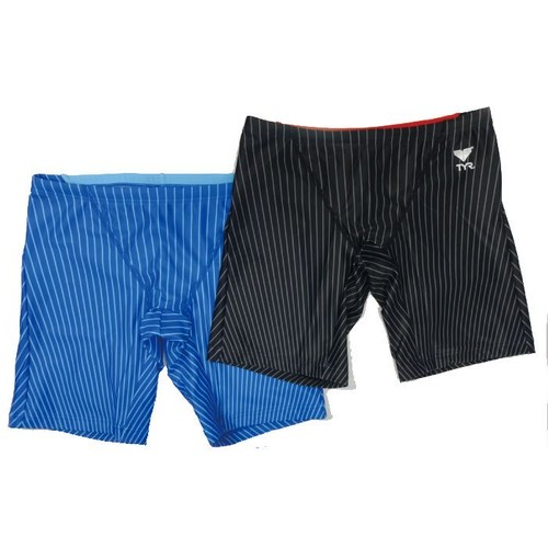 TYR×GUARD メンズ水着 ストライプ ジャマー ハーフパンツ gud-jstp16 競泳 ブランド トライアスロン レスキュー