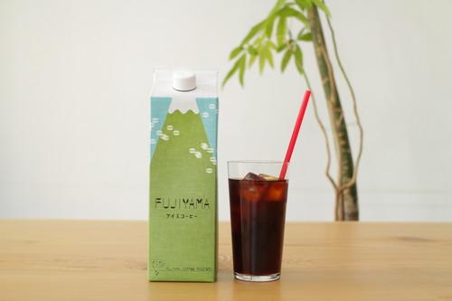 【1本】FUJIYAMAアイスコーヒー 1L