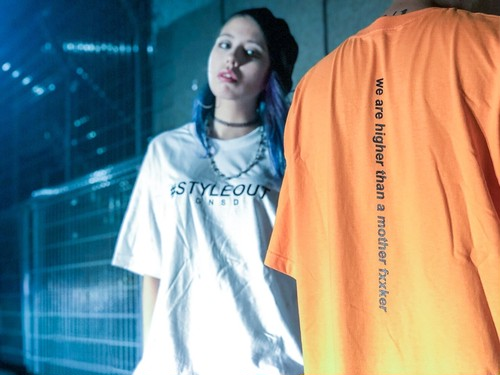 《SALE》 #STYLEOUT collection 【tee】