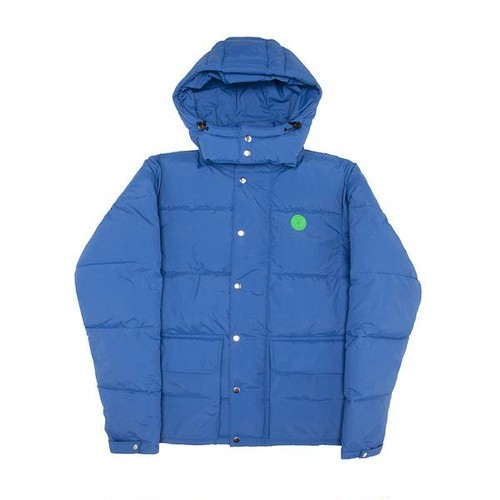 ALLTIMERS FARLEY PUFFER JACKET ROYAL BLUE L