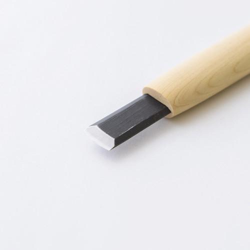 【彫刻刀】平丸(間透)/18mm