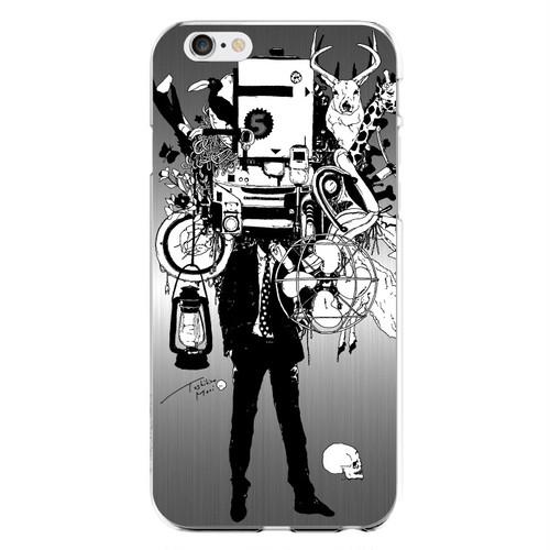 [iPhone 6/6S ケース] Scrap Man