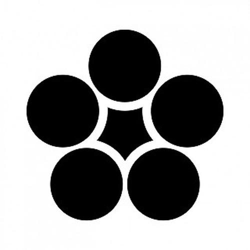 裏梅鉢 高解像度画像セット