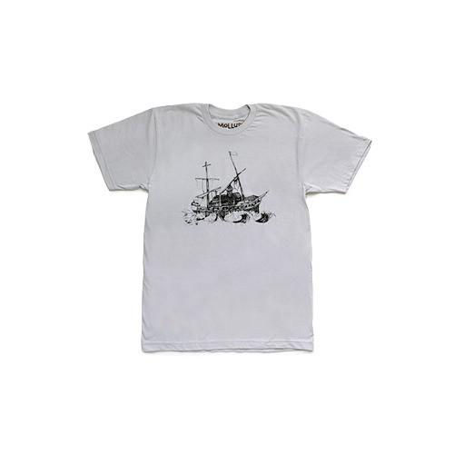 "Mollusk Surf Shop Tee ""Shipwreck"""