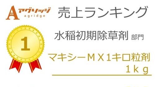マキシーMX1キロ粒剤 1kg 1袋