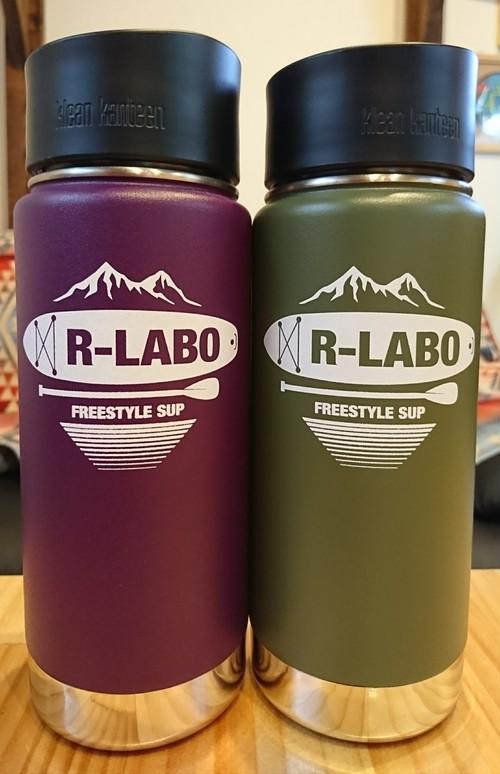 klean kanteen × R-LABO コラボボトル