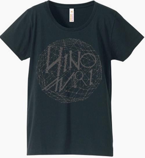 日の毬 Tシャツ M ブラック
