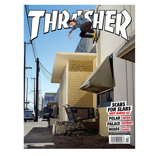 THRASHER - May 2019. Issue 466