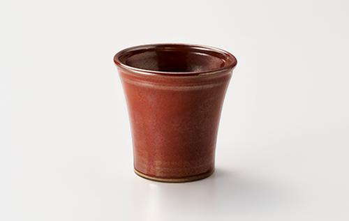 ワンドリップカップ 赤釉 akayu