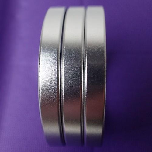 アルミ Cリング マットシルバー 3個セット(幅5mm/高さ6mm)