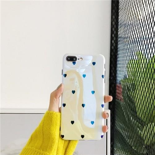 iPhone 7 / 8 用 ホワイトミラー