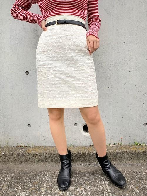 (TOYO) design tight skirt