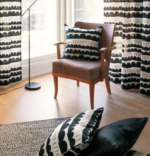 semi order cushion cover* SCANDINAVIAN size:50cm×50cm