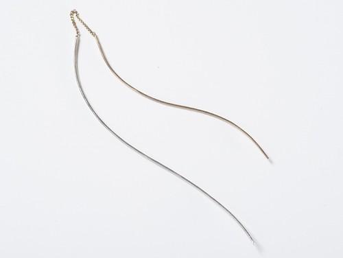 YURAGI Pierced Earrings