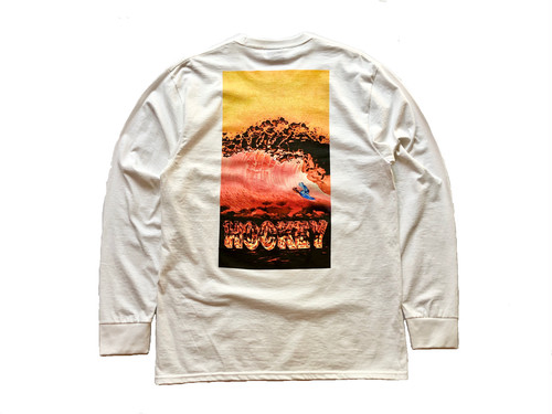 SILVER SURFER L/S TEE / HOCKEY