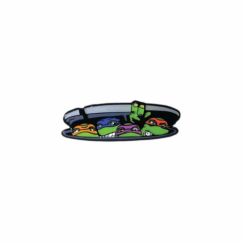 "OTHER WORLD""TMNT Four Brothers lapel pin"""