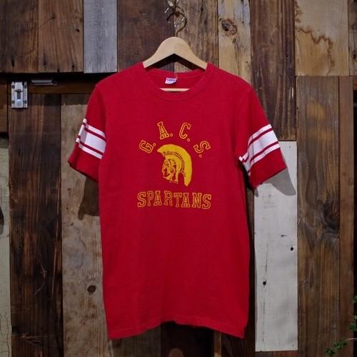 "1970s~ Champion ""Win"" Football T-Shirt / チャンピオン ブルーバー フットボール Tシャツ"