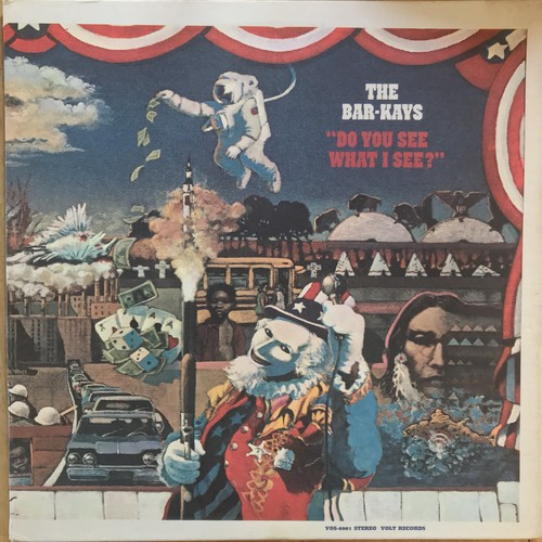 THE BAR-KAYS / DO YOU SEE WHAT I SEE? (1972)