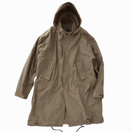 "STILL BY HAND ""DETACHABLE LINING HOODED COAT"" 再入荷"